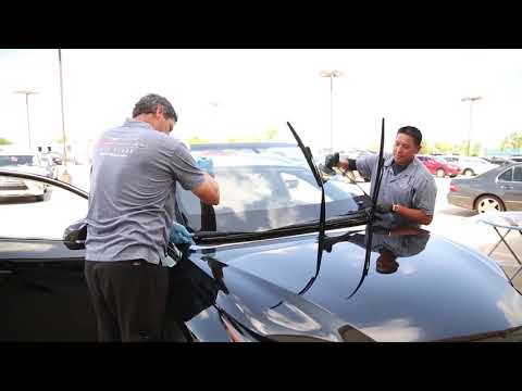 Glassworks auto glass Windshield Replacement Tulsa