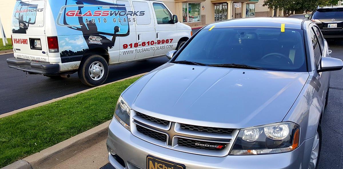 Mobile Auto Glass Replacement Tulsa OK